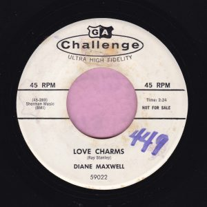 "Diane Maxwell "" Love Charms "" Challenge Demo Vg+"