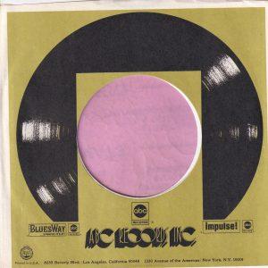 ABC Records , Bluesway , Impulse! U.S.A. Green Company Sleeve 1973 – 1974