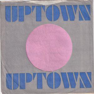 Uptown U.S.A. Company Sleeve 1960's