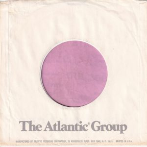 Atlantic Group U.S.A. Company Sleeve 1980 – 1986