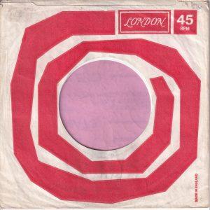 London U.K. Company Sleeve 1967 – 1982