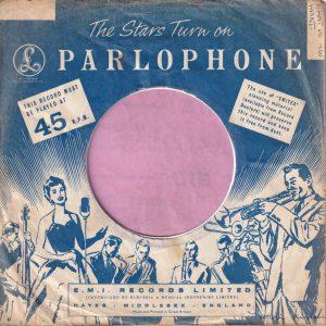 Parlophone U.K. Company Sleeve 1957 – 1960