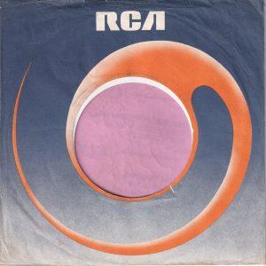 RCA U.K. Company Sleeve 1975 – 1977