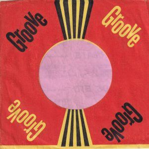 Groove U.S.A. Company Sleeve 1961 – 1965