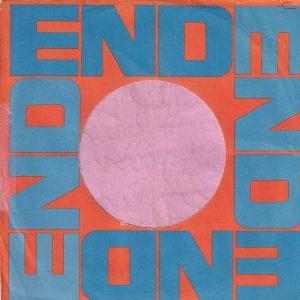 End Records U.S.A. Company Sleeve 1963 – 1964