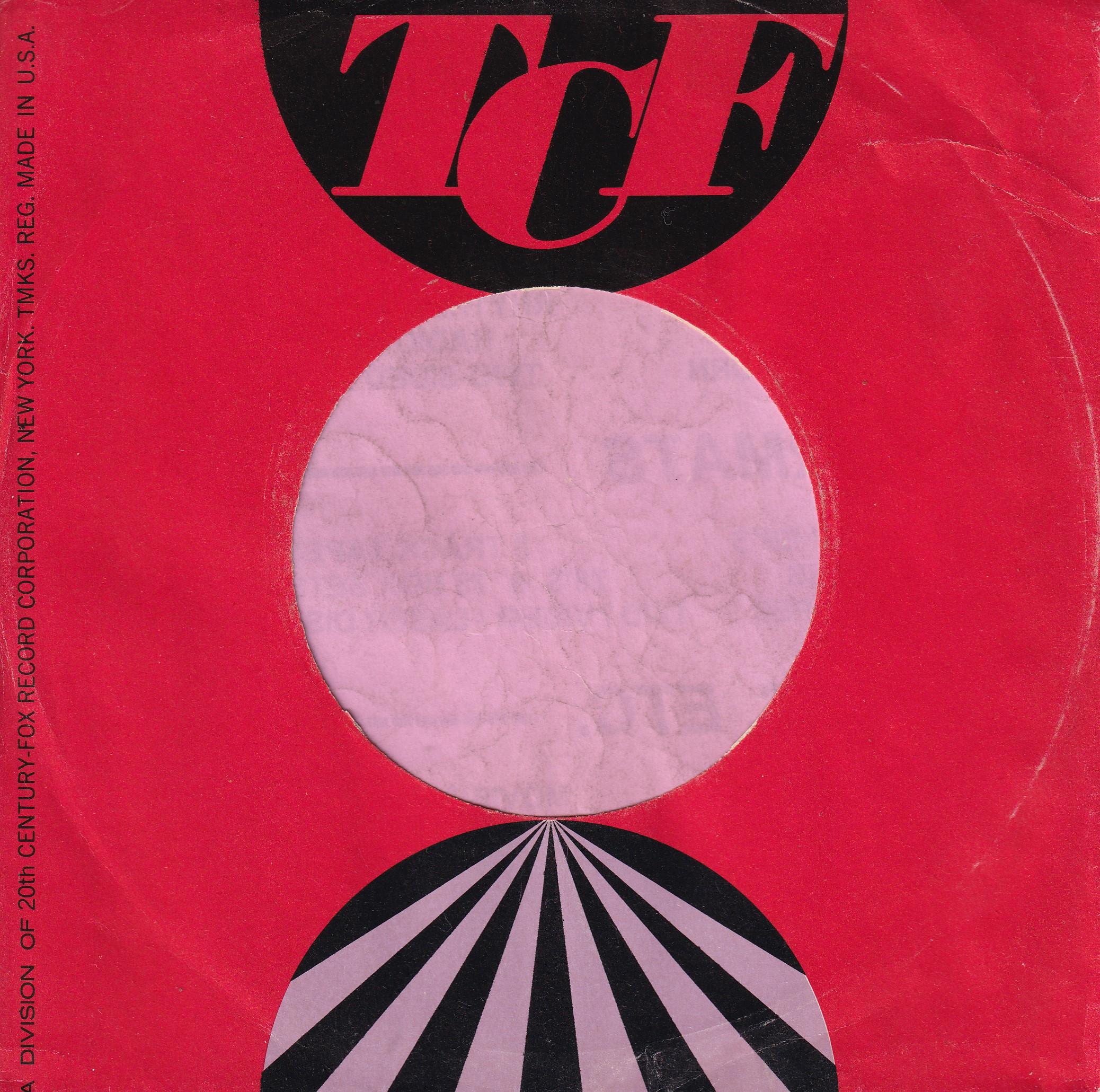 TCF U.S.A.  Company Sleeve 1963 – 1966