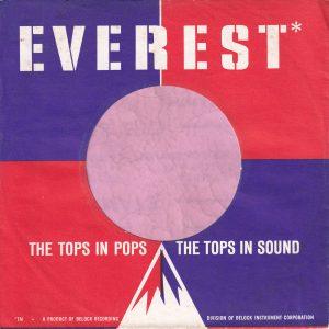 Everest U.S.A. Company Sleeve 1961 – 1962