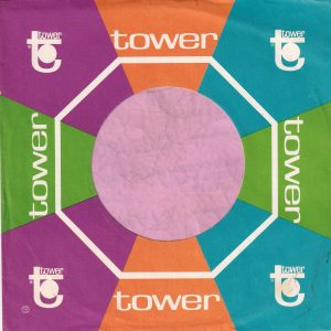 Tower U.S.A. Company Sleeve 1969