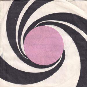 Uni U.K. Company Sleeve 1972 – 1973