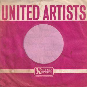 "United Artists U.K. Printing Error "" Instruments "" Ltd Company Sleeve 1962 – 1964"