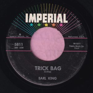 "Earl King "" Trick Bag "" Imperial Vg+"