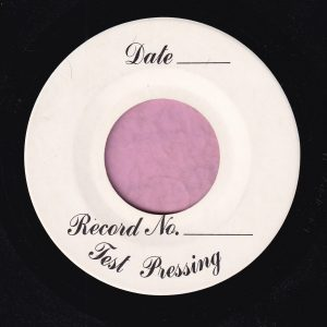"The 5′ Royales "" I Got To Know "" / Marcia Hines "" Your Love Still Brings Me To My Knees "" Test Pressing Vg+"