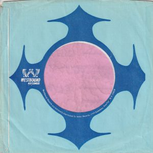 Westbound Records U.S.A. Dist. by Janus Records , 1700 Broadway N.Y. Address Company Sleeve 1970 – 1974