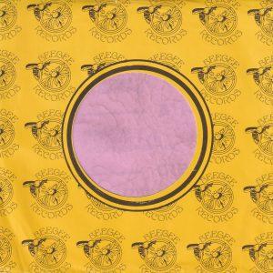 Beegee Records U.S.A. Company Sleeve 1973