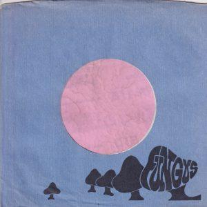 Fungus U.S.A. Company Sleeve 1973