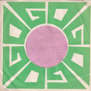 Go Records U.K. Company Sleeve 1966 – 1967