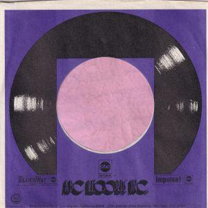 ABC Records , Bluesway , Impulse! U.S.A. Purple Company Sleeve 1973 – 1974