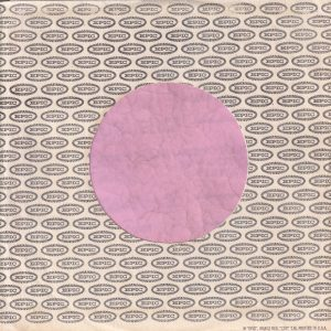 Epic U.S.A. Black Print On White Paper Text On One Side Company Sleeve 1961 – 1963