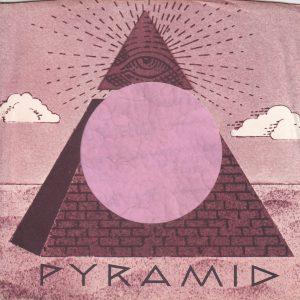 Pyramid U.S.A. Pink Company Sleeve 1976 – 1977