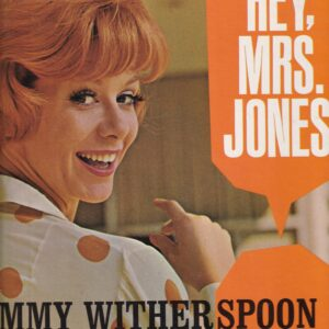 "Jimmy Witherspoon "" Hey , Mrs. Jones "" Reprise Demo Lp Vg+"