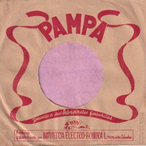 Pampa Columbian Company Sleeve