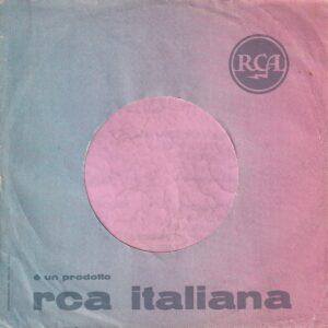 RCA Italian Company Sleeve