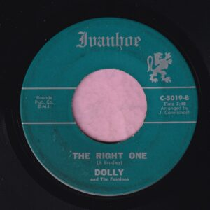 "Dolly "" The Right One "" Ivanhoe Vg+"