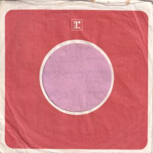 Reprise Records U.K. ? Company Sleeve 1970 – 1979