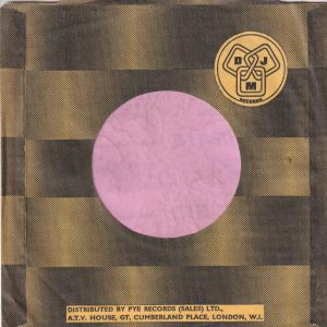 DJM Records U.K. Company Sleeve 1973 – 1975