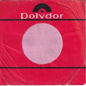 Polydor U.K. Company Sleeve 1964 – 1967
