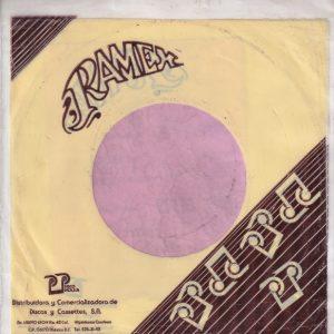 Ramex Mexico Company Sleeve ( Plastic )
