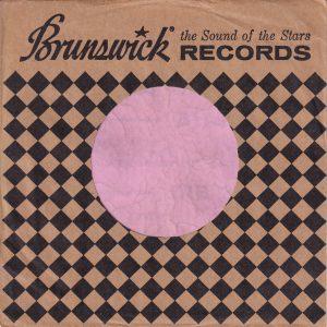 Brunswick Records U.S.A. Albums Listed 59-61 Company Sleeve 1961 – 1964