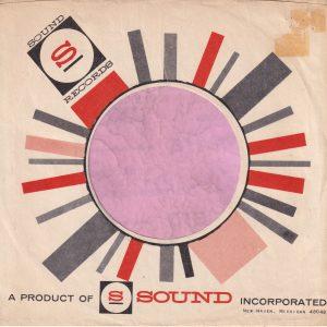 Sound Records U.S.A. Company Sleeve 1966 – 1967