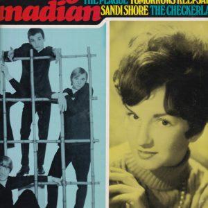 "Various Artists "" Strickly Canadian "" Birchmount Lp Vg+"
